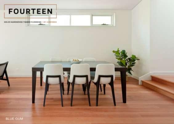 Hurford's solid wood flooring