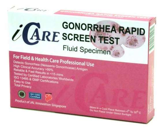 Top gonorrhea home test kit in new zealand