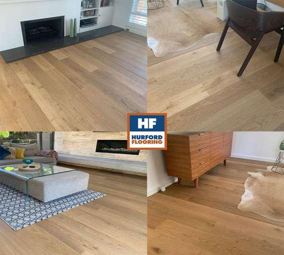French oak hardwood flooring