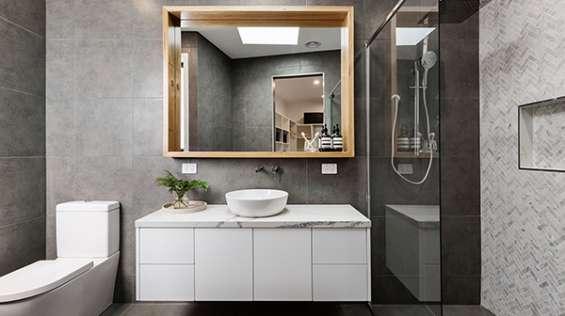 Bathroom renovations wellington