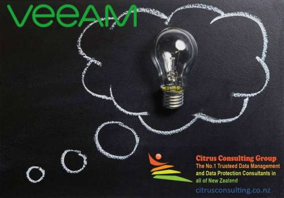 Veeam cloud storage services - citrus consulting new zealand