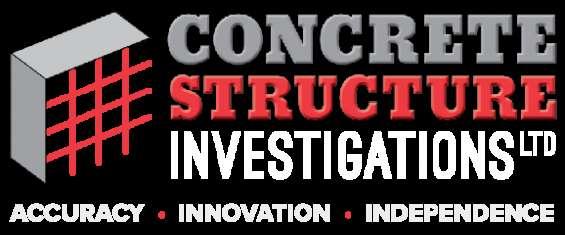 Concrete structure investigations